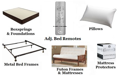 Bed Accessories Adjule Replacement Parts Futon Frames Mattresses Premium Pillows And Waterproof Mattress Protectors