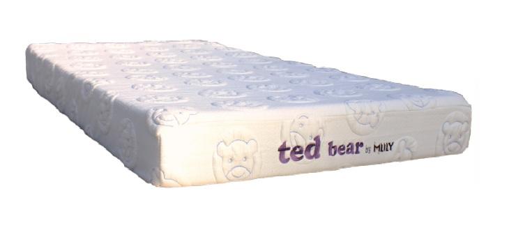 Salt Lake Mattress MLily Ted Bear Mattress