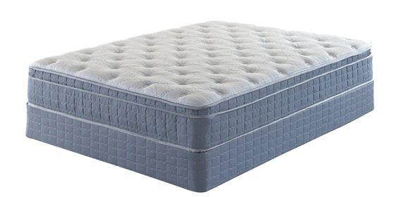 Davis Eurotop Mattress ... mattress is serta s least expensive euro top mattress with foam